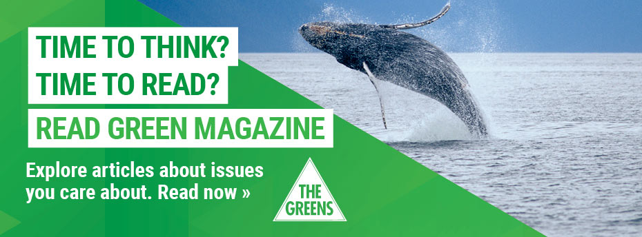 Read the Green Magazine