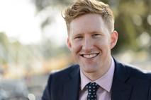 Candidate for Higgins, Jason Ball