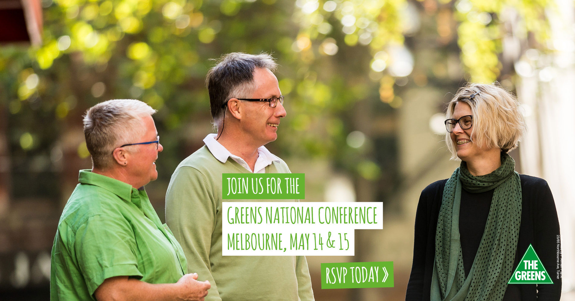 National Conference May 2016: RSVP today
