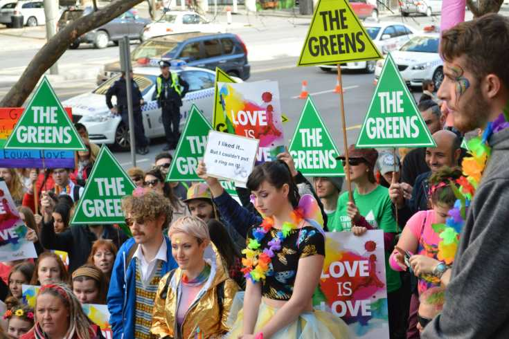 Greens Volunteers
