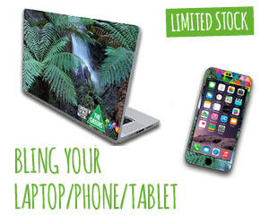Bling your laptop/phone/tablet