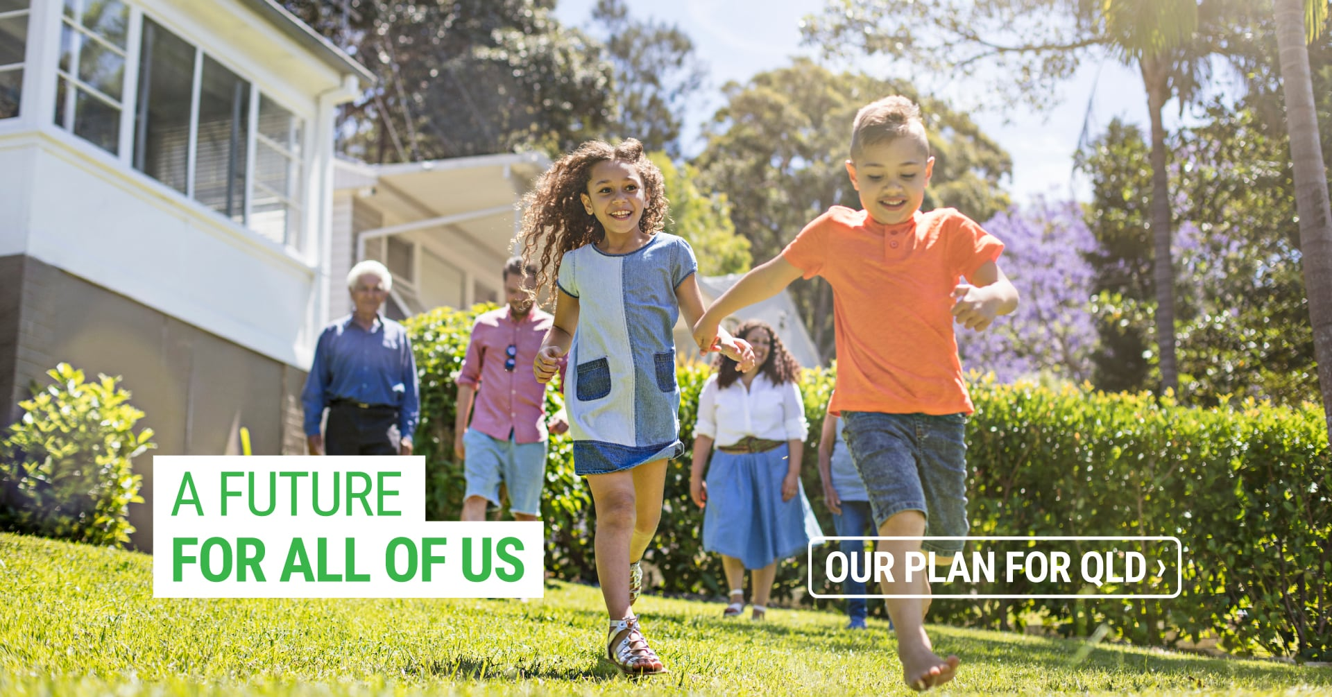 A future for all of us – our plan for Queensland ›