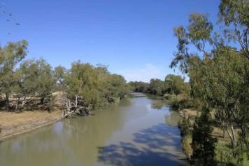 Collarenebri River