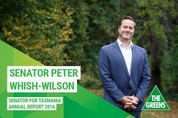 Peter Whish-Wilson Annual Report 2016