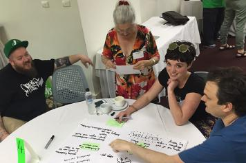 Strategic planning workshop WA 2017