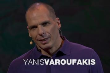 Yanis Varoufakis, former Greek finance minister