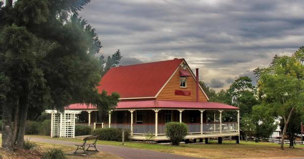 North Pine Country Historical Village in Pine Rivers.