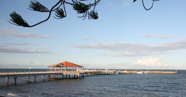 Redcliffe Pier.