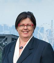 Colleen Hartland MP, Greens MLC for Western Metropolitan