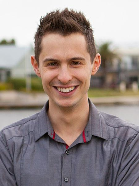 Michael Schilling Greens candidate for Cardinia Central Ward