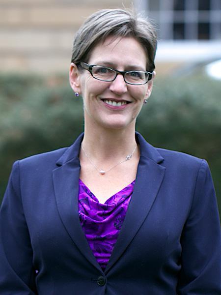 Cassy O'Connor MP