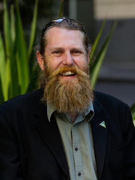 Alex Schlotzer, National Secretary