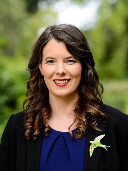 Rebecca Galdies Greens Candidate for Sturt