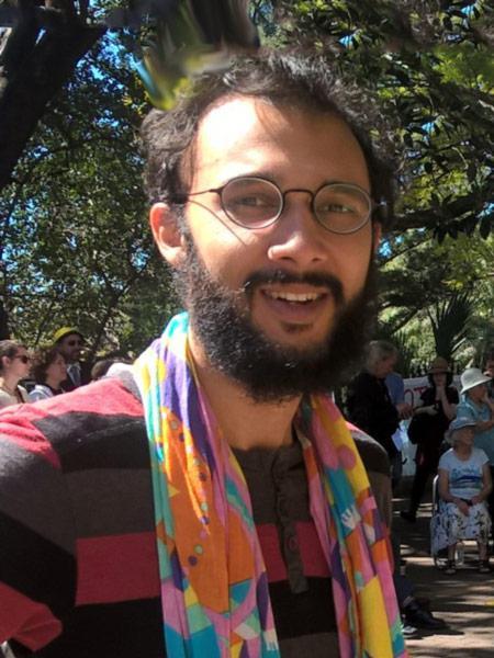 Jonathan Sri, Councillor for the Gabba