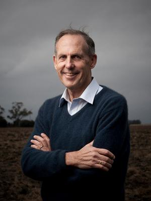 Bob Brown, image by Russell Shakespeare