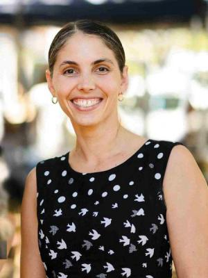 Kirsten Lovejoy - Candidate for Brisbane Central