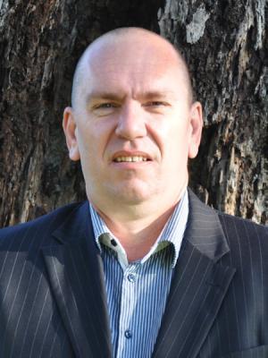 Gavin Behrens - Candidate for Morayfield