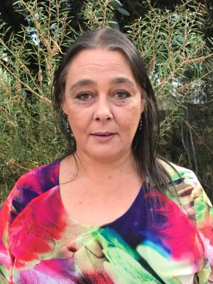 Rosa Hillam for Legislative Council