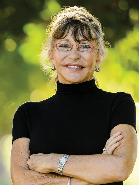 Sue Weber - candidate for Tibrogargan