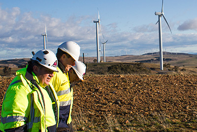 Windfarm Workers