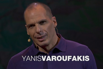 Yanis Varoufakis, former Greek finance minister